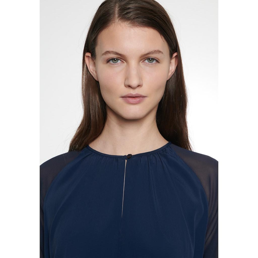 seidensticker Shirtbluse »Schwarze Rose«