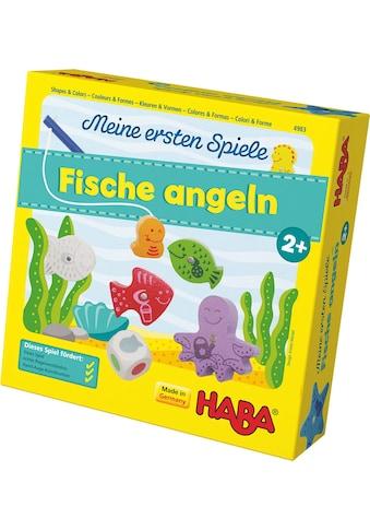 Haba Spiel »Meine ersten Spiele - Fische angeln«, Made in Germany kaufen