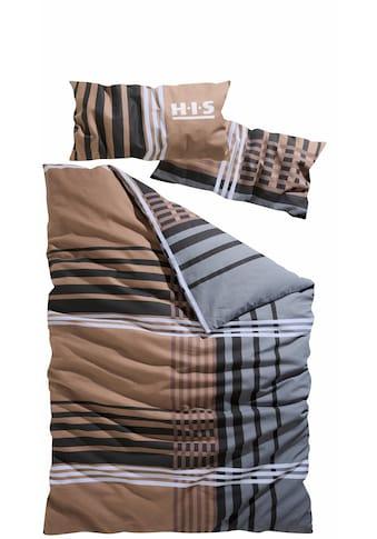 Bettwäsche »Philip«, H.I.S kaufen