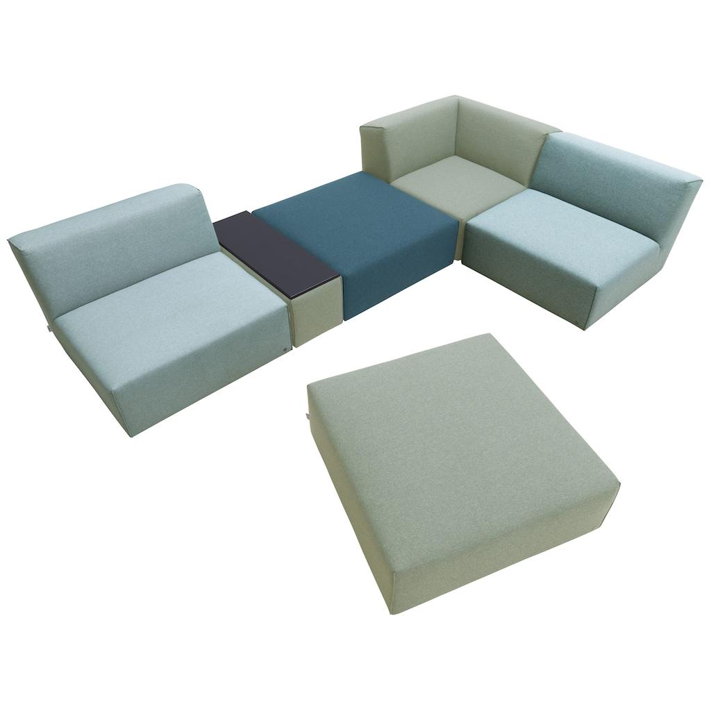 TOM TAILOR Sofa-Eckelement »ELEMENTS«, Ecke zur Verbindung der Sofaelemente