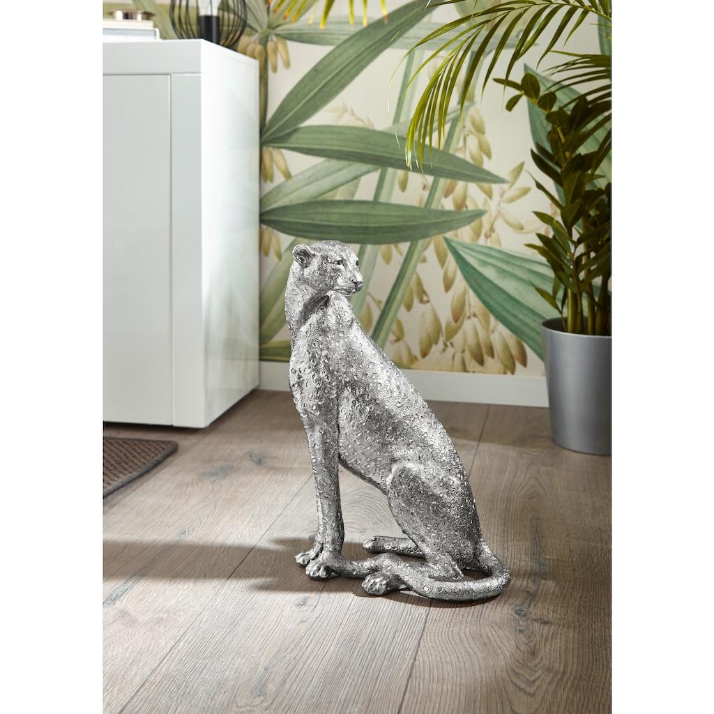 Leonique Dekofigur »Leopard«, Höhe 40,5 cm