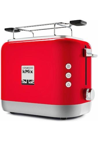 KENWOOD Toaster »TCX751RD«, für 2 Scheiben, 900 Watt kaufen