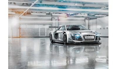 Komar Fototapete »Audi R8 Le Mans«, bedruckt-Wald-Meer, ausgezeichnet lichtbeständig kaufen