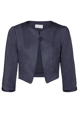 bianca Bolerojacke »ANABEL«, femininer Schnitt ideal zu allen Kleidern kaufen
