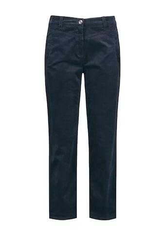 GERRY WEBER 7/8 - Hose »7/8 Hose aus Cord Loose Fit« kaufen