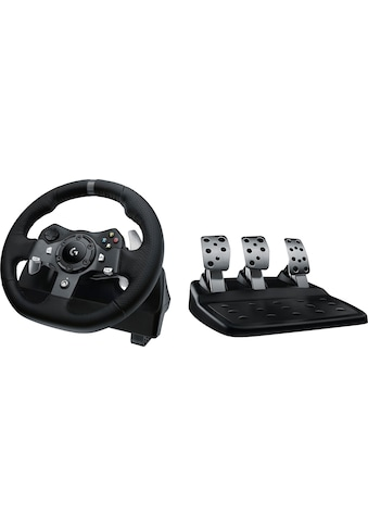 Logitech G Gaming - Lenkrad »G920 Driving Force Racing Wheel USB  -  EMEA« kaufen