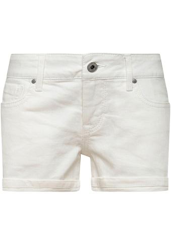 Pepe Jeans Jeansshorts »Foxtail«, in schmaler Passform kaufen