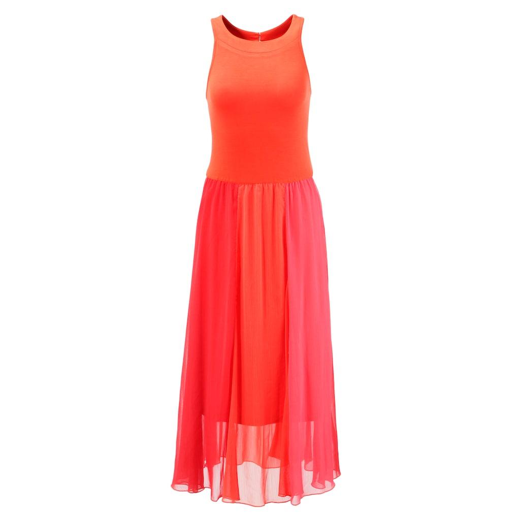 Aniston SELECTED Sommerkleid, in Knallfarben