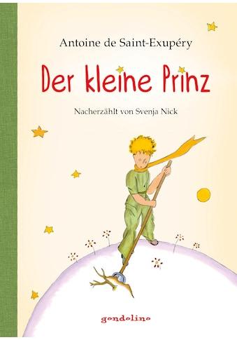 Buch »Der kleine Prinz / Antoine de Saint-Exupéry, gondolino Kinder- und... kaufen