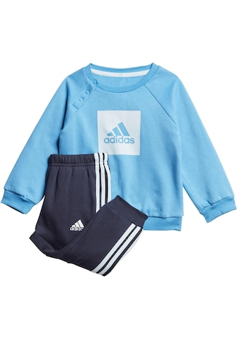 adidas Performance Jogginganzug »3 STRIPES LOGO JOGGER FLEECE« (Set, 2 tlg.) kaufen