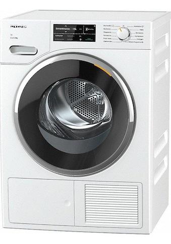 Wärmepumpentrockner, Miele, »TWJ660 WP Eco&9 kg T1« kaufen