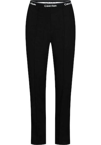 Calvin Klein Jogger Pants »TENCEL BRANDED ELASTIC JOGGER« kaufen