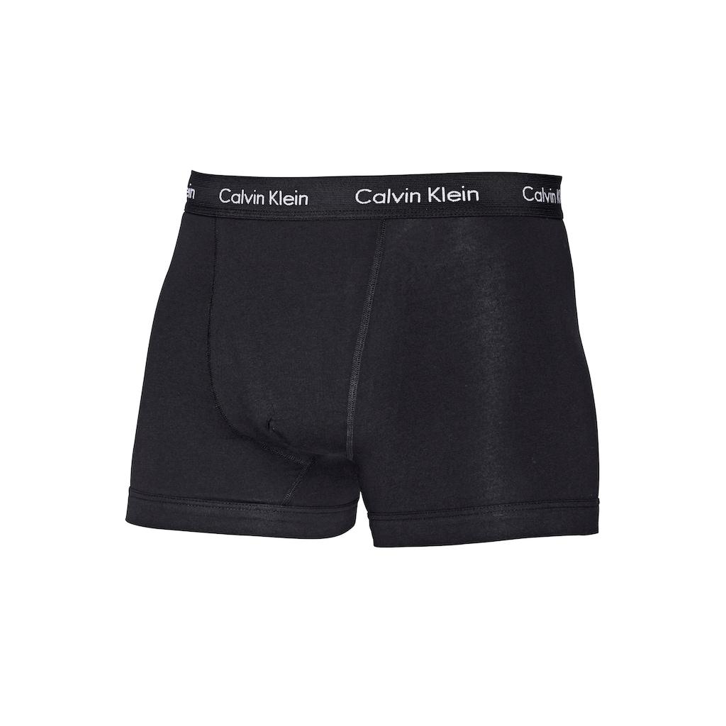 Calvin Klein Boxer, (3 St.), in blautönen