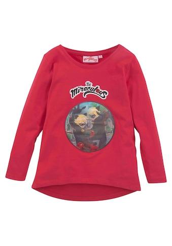 Disney Langarmshirt »BE MIRACULOUS« kaufen