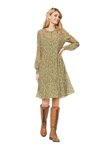 LINEA TESINI by Heine Chiffonkleid »Druck-Kleid« kaufen