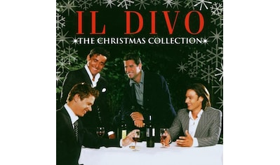 Musik-CD »THE CHRISTMAS COLLECTION / IL DIVO« kaufen