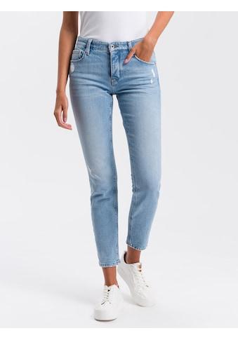 Cross Jeans® Girlfriend-Jeans »Gwen«, Backpocket-Stitching kaufen