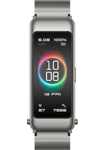 """Huawei Smartwatch »TalkBand B6 Elite« (3,89 cm/1,53 """", Huawei Lite OS, 24 Monate Herstellergarantie kaufen"""