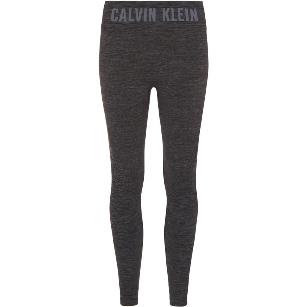 Calvin Klein Performance Leggings »FULL LENGTH«, mit Calvin Klein Logo-Elastikbund