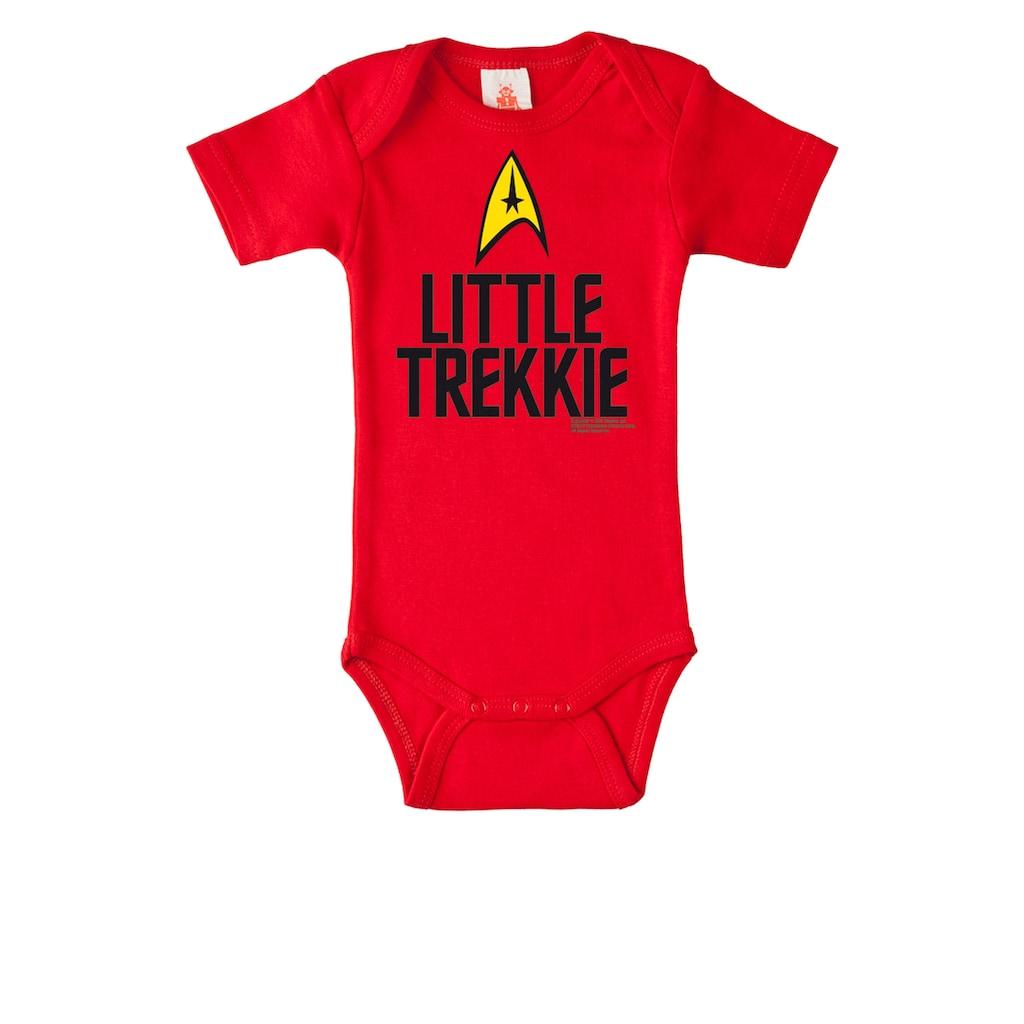 LOGOSHIRT Baby-Body mit Star Trek-Motiv