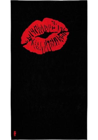Seahorse Strandtuch »Lucky Lips«, (1 St.) kaufen