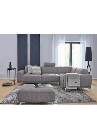 Gardine, »Sollin«, Guido Maria Kretschmer Home&Living, Ösen 2 Stück kaufen
