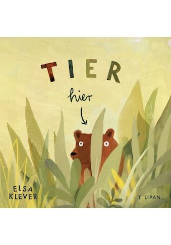 Buch »Tier hier / Elsa Klever, Elsa Klever« kaufen
