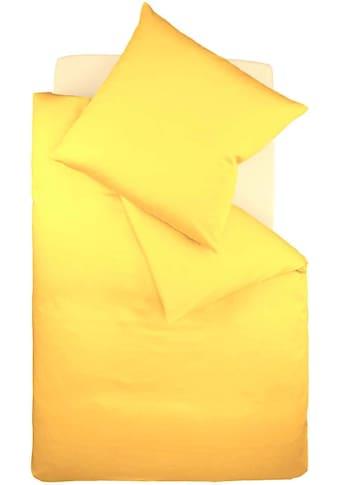 fleuresse Bettwäsche »Colours«, großes Farbsortiment kaufen