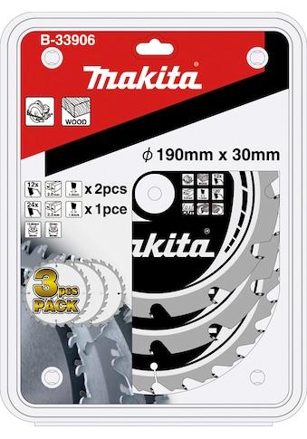 Makita Sägeblatt »B-33906« kaufen