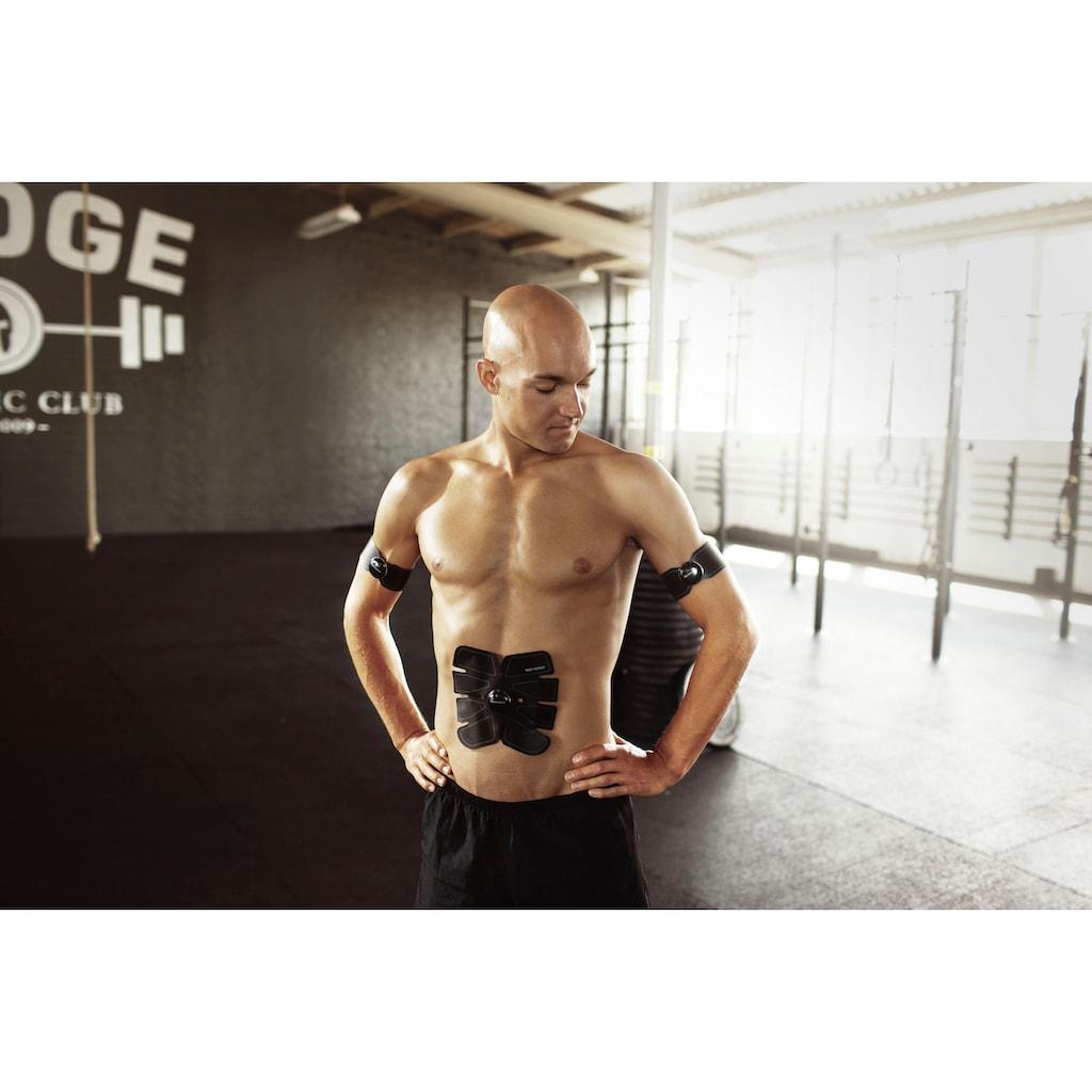 Medisana EMS-Bauchmuskeltrainer »EMS-Body Trainer 79524«, hilft beim gezielten Aufbau der Muskulatur