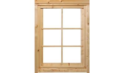 WOLFF FINNHAUS Fenster »Helena 40«, BxH: 77x99 cm kaufen