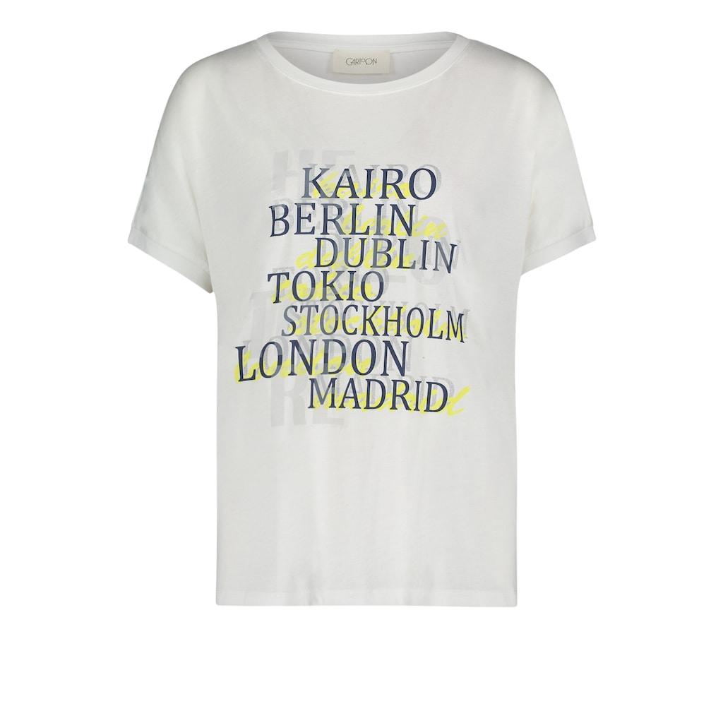 Cartoon T-Shirt »mit Print«