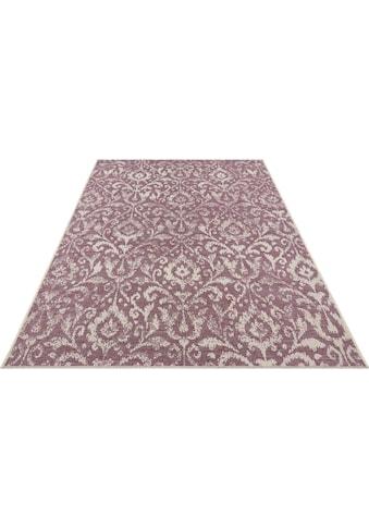 Teppich, »Hatta«, bougari, rechteckig, Höhe 4 mm, maschinell gewebt kaufen