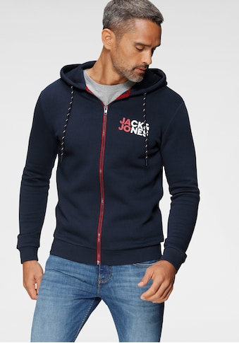 Jack & Jones Kapuzensweatjacke »BO SWEAT« kaufen