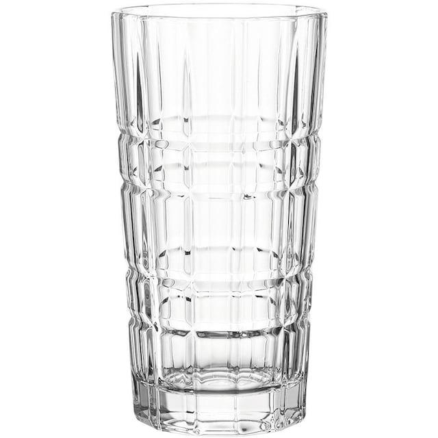 LEONARDO Longdrinkglas »SPIRITII«, (Set, 4 tlg.), 4-teilig