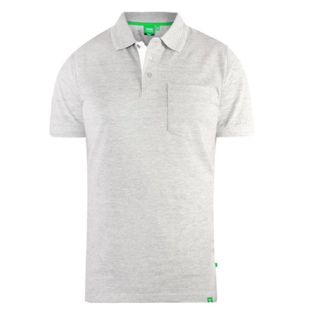 Duke Clothing Poloshirt »Herren D555 Kingsize Pique- Grant«