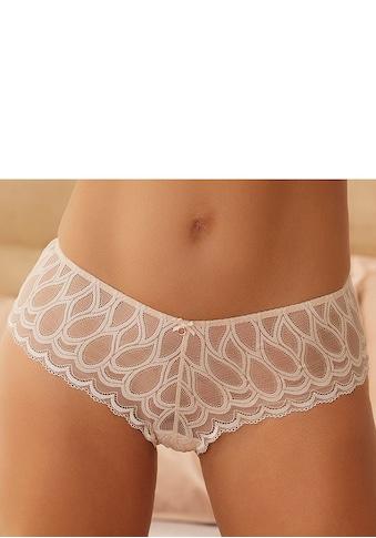 LASCANA Panty »Evita«, aus leicht transparenter Spitze kaufen