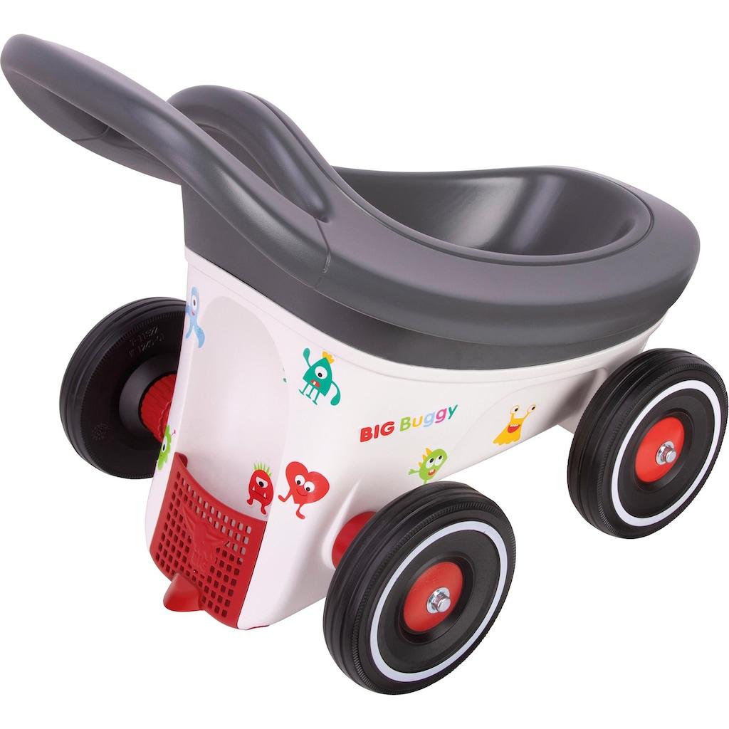 BIG Kinderfahrzeug-Anhänger »BIG Buggy 3-in-1«, Made in Germany