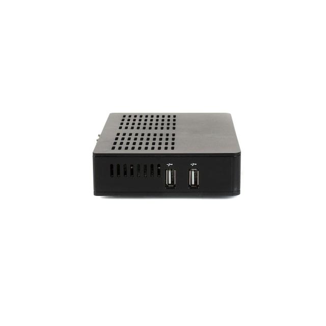 Opticum Red »Sloth HD 4K Combo S2/T2/C2« SAT-Receiver