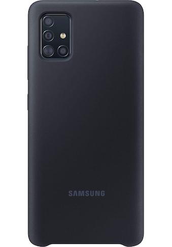 Samsung Smartphone-Hülle »EF-PA515 Silicone Cover für Galaxy A51«, Galaxy A51 kaufen