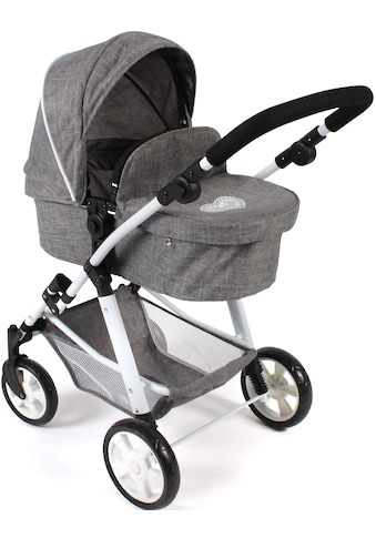 CHIC2000 Kombi-Puppenwagen »Nele, jeans grey« kaufen