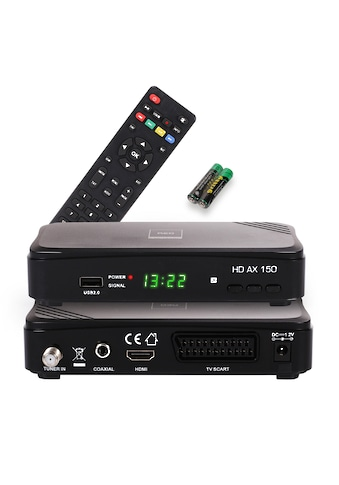 Opticum Red SAT-Receiver »AX 150 Full HD«, ( ), EasyFind Funktion kaufen