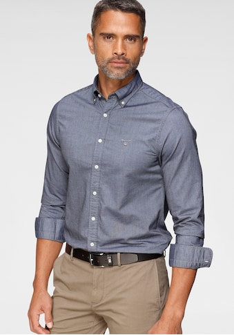 Gant Langarmhemd »Oxford Slim« kaufen