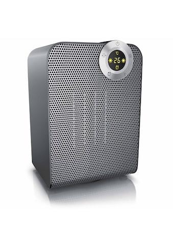 Brandson Heizlüfter 1800W mit stufenlose Temperaturregelung »Oszillation  -  Timer  -  leiser Betrieb« kaufen