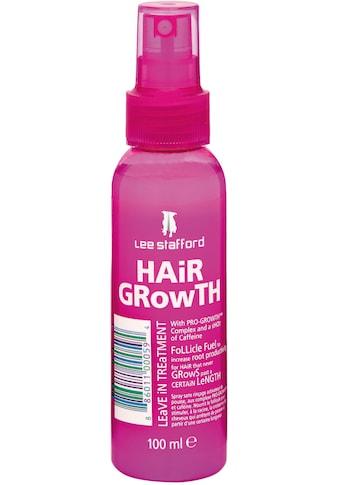 Lee Stafford Leave-in Pflege »Hair Growth« kaufen