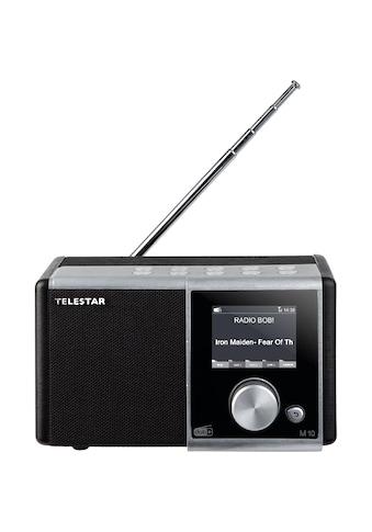 TELESTAR Digitalradio (DAB+) »DIRA M 10«, (Digitalradio (DAB+)-FM-Tuner 15 W) kaufen