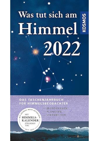 Buch »Was tut sich am Himmel 2022 / Hermann-Michael Hahn« kaufen