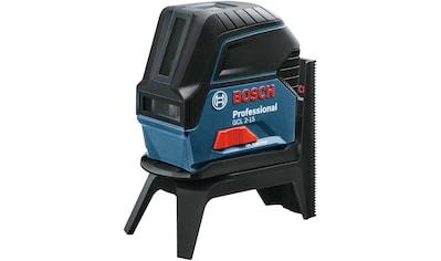 Bosch Professional Linienlaser »GCL 2-15 Professional«, Max. Reichweite: 15m kaufen