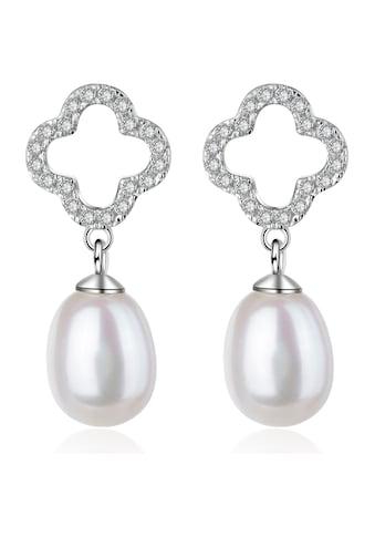 AILORIA Paar Ohrhänger »MAYU Ohrringe«, mit Süßwasserzuchtperlen kaufen