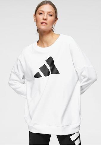 adidas Performance Sweatshirt »adidas SPORTSWEAR THREE BAR SWEATSHIRT« kaufen